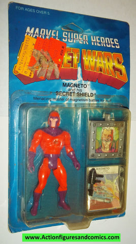 secret wars MAGNETO vintage 1984 mattel moc x-men marvel #0233