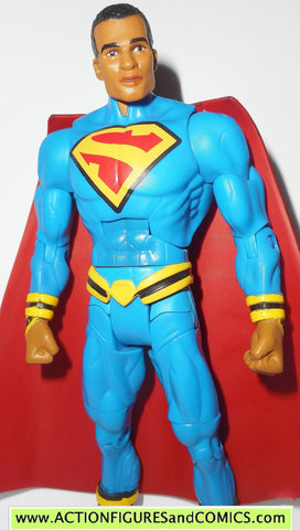 dc universe classics SUPERMAN earth 23 Calvin Ellis Multiverse Justice Buster comics figure