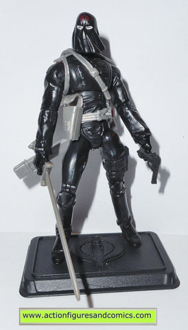 gi joe COBRA COMMANDER 2012 v50 30th anniversary poc hasbro action figures