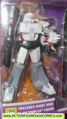 Transformers pvc MEGATRON & LASERBEAK heroes of cybertron hoc action figures moc