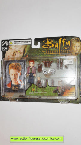 buffy the vampire slayer DANIEL OZ OSBOURNE palz minimates action figures moc mip mib