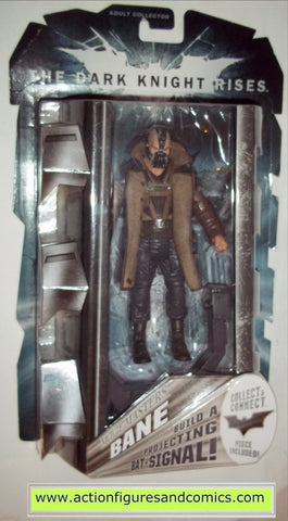 dc universe classics BANE batman movie masters dark knight rises bat signal series moc mip mib