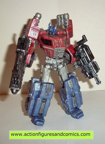 transformers OPTIMUS PRIME CUSTOM PAINT classics generations complete deluxe
