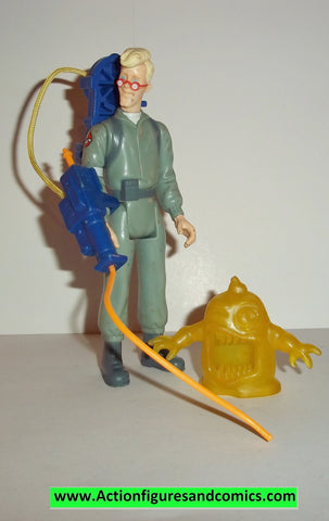 ghostbusters EGON SPENGLER series 1 1988 complete the real kenner action figure #g462