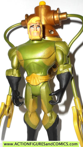 batman the brave and the bold AQUAMAN deluxe TOTAL ARMOR animated series