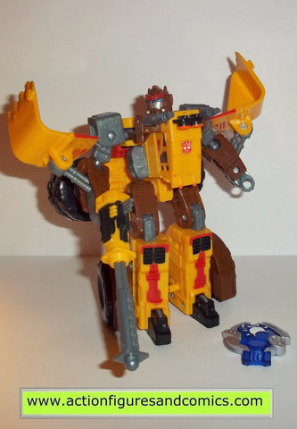 transformers cybertron LANDMINE hasbro toys 2006 action figures