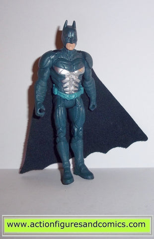 dc universe infinite heroes BATMAN green silver dark knight rises movie movie crisis mattel toys