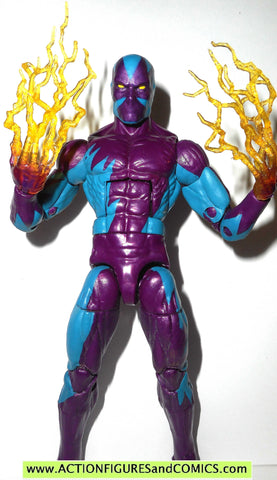 marvel legends EEL Spider-man captain america abomination series fig