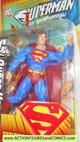 dc universe classics SUPERMAN 2006 DC super heroes select sculpt moc