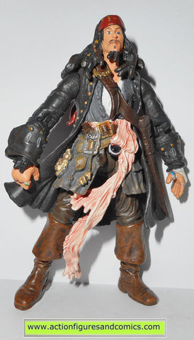 Pirates of the Caribbean JACK SPARROW CAPTAIN 2007 action figures 722