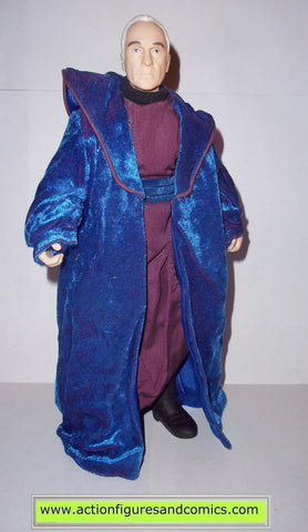 star wars action figures CHANCELLOR VALORUM 12 inch 1999 episode I 1 movie hasbro toys action figures