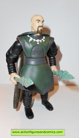 Warriors of Virtue MANTOSE action figure play em toys 1997 tv show lord of the rings