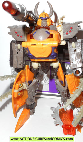 transformers cybertron UNICRON complete tank 6 inch deluxe class 2006 action figure