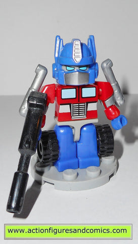 transformers kre-o OPTIMUS PRIME G1 kreon kreo lego action figures