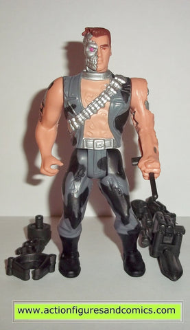 Terminator kenner 3 STRIKE TERMINATOR movie 2 future war action figures toys