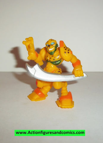 transformers robot heroes CHEETOR beast wars complete pvc action figures