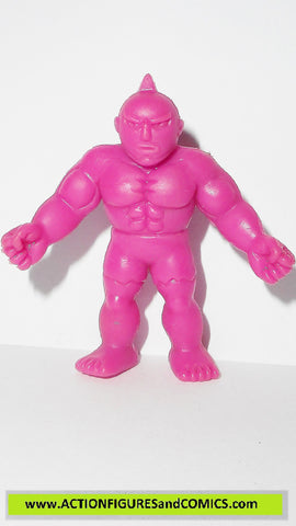 Muscle m.u.s.c.l.e men kinnikuman POWERFULMAN 205 magenta mattel toys action figures