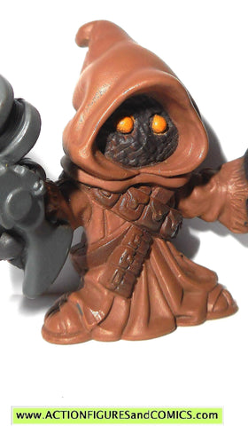 STAR WARS galactic heroes JAWA gun right hand jawas pvc action figure