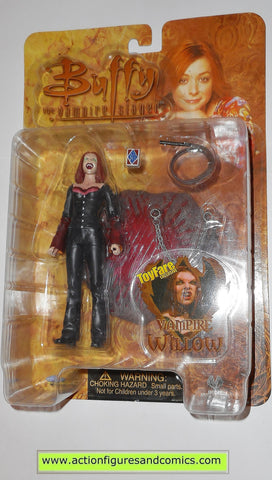 Buffy the vampire slayer WILLOW VAMPIRE Toyfare exclusive moc