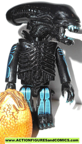 Kubrick Medicom Aliens ALIEN WARRIOR soldier EGG vs predator movie action figure