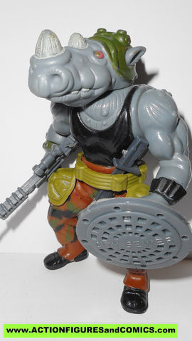 teenage mutant ninja turtles ROCKSTEADY 1988 vintage tmnt #99p