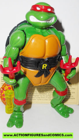 teenage mutant ninja turtles RAPHAEL RAPH mutations 1992 vintage tmnt complete