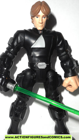 STAR WARS Hero Mashers LUKE SKYWALKER jedi knight 6 inch toy figure
