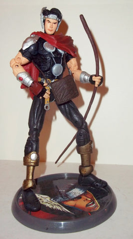 marvel legends ASGARDIAN young avengers complete toy biz