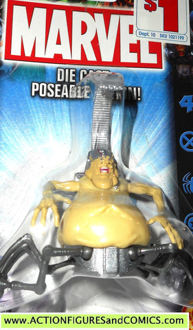 Marvel die cast MOJO poseable action figure 2002 toybiz x-men universe moc