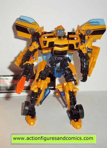 transformers movie BUMBLEBEE 2009 revenge of the fallen rotf hasbro toys complete action figures instr