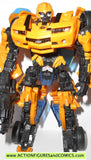 transformers movie BUMBLEBEE 2007 concept yellow camaro action figure car