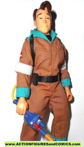 ghostbusters PETER VENKMAN retro action figure mego style 8 inch real movie