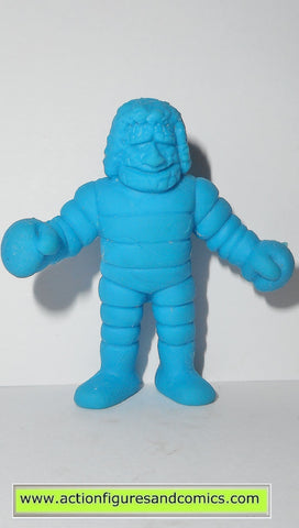 Kinnikuman Kinkeshi m.u.s.c.l.e APOLLO the GIANT AZURE BLUE muscle bandai