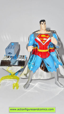 Superman Animated Series ULTRA SHIELD kenner hasbro toys 1996 action figures
