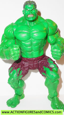 marvel legends HULK rapid punch movie series fig