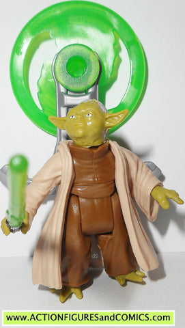 star wars action figures YODA force awakens 2015 movie