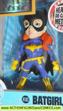 DC metals die cast BATGIRL New 52 purple batman dc universe moc mib