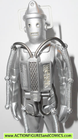 doctor who action figures CYBERMEN tomb of the cyber men man dr underground toys