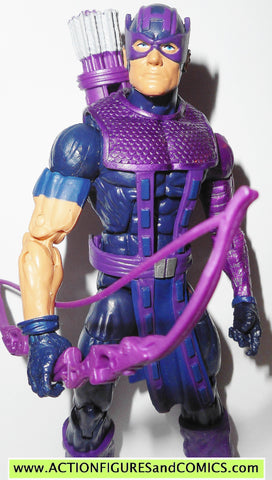 marvel legends HAWKEYE odin highfather series 2015 6 inch hasbro action figures