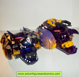 transformers beast machines MECHATRON & CHE lot hasbro toys action figures