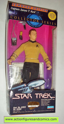 william shatner james t kirk captain playmates toys