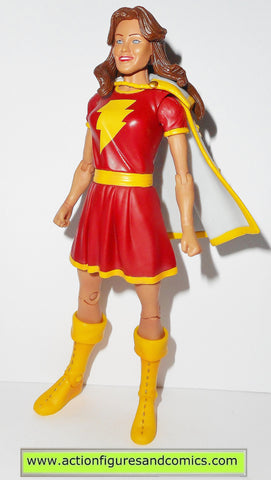 DC UNIVERSE classics MARY BATSON marvel shazam red variant action figures