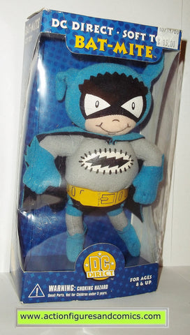 dc direct BAT MITE 7 inch soft toy plush 2000 batman universe mib moc mip
