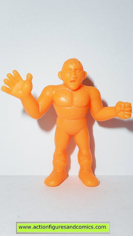 Muscle m.u.s.c.l.e men Kinnikuman CYBORG SW S W 091 Orange mattel toys action figures