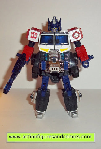transformers energon JAPAN GRAND CONVOY optimus prime hasbro toys action figures complete instr