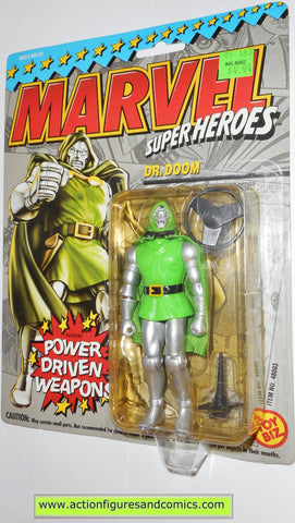 marvel super heroes toy biz DR DOOM fantastic four 1993 action figures moc
