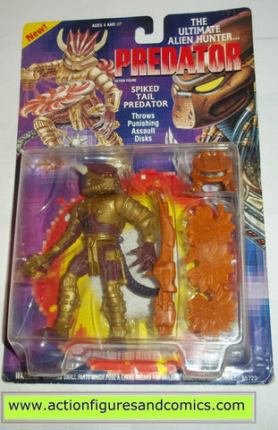 aliens vs predator kenner SPIKED TAIL PREDATOR 1994 movie moc mip mib action figures toys