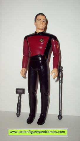 Star Trek Q 7 inch space talk series playmates complete action figures