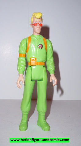 ghostbusters EGON SPENGLER SLIMED HEROES 1988 the real kenner action figure fig