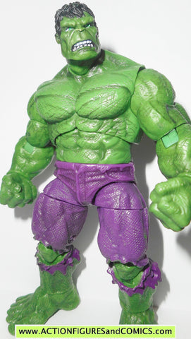 marvel universe HULK series 4 9 2012 hasbro toys green action figures
